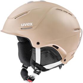 UVEX P1Us 2.0 Casque, prosecco met mat
